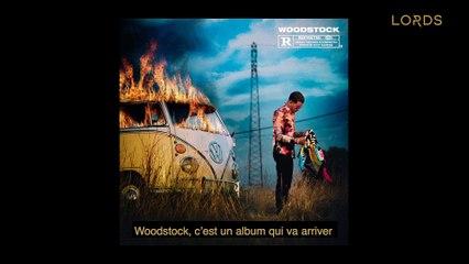 Hooss - Sur le shooting de la pochette de Woodstock