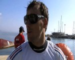 Le champion du monde 2011 de kayak, Denis Gargaud, nous livre ses impressions apres la course