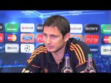 Frank Lampard: 'We must stop Messi'  |  Chelsea v Barcelona