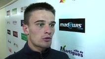 Guillaume Legras  défenseur FC Martigues