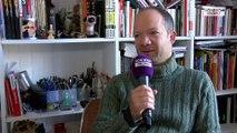 L'auteur de bande-dessinée Mathieu Sapin se confie sur son premier film « Le Poulain » (Exclu vidéo)