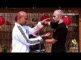 Wing Chun Chi Sao - 2 hand outside Lesson 9