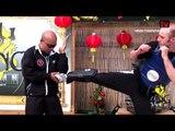 Wing Chun techniques - lesson 8 (block side kick)