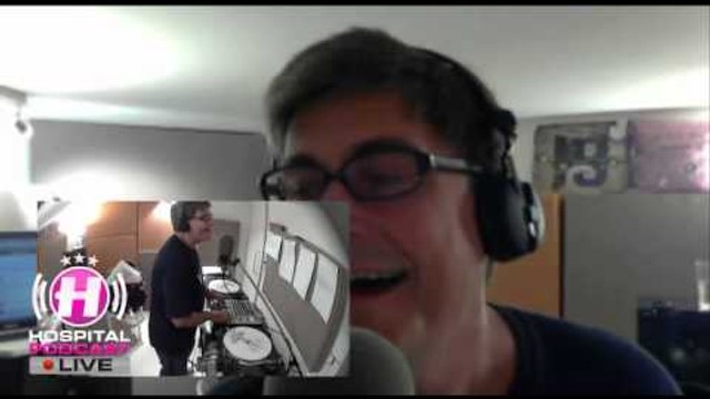 Hospital Podcast 182 LIVE
