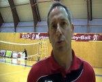 MVB - Nancy : La défaite face à nancy illustre la saison Martégale selon Christophe Charroux