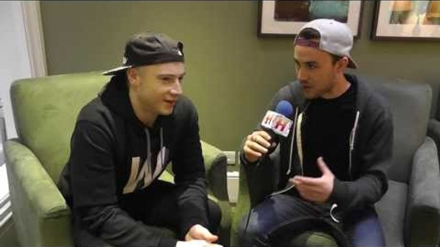 Friction & Metrik - Hospital: We Are 18 Interview