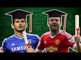 Top 10 Most Intelligent Footballers | Mata, Lampard & Cruyff