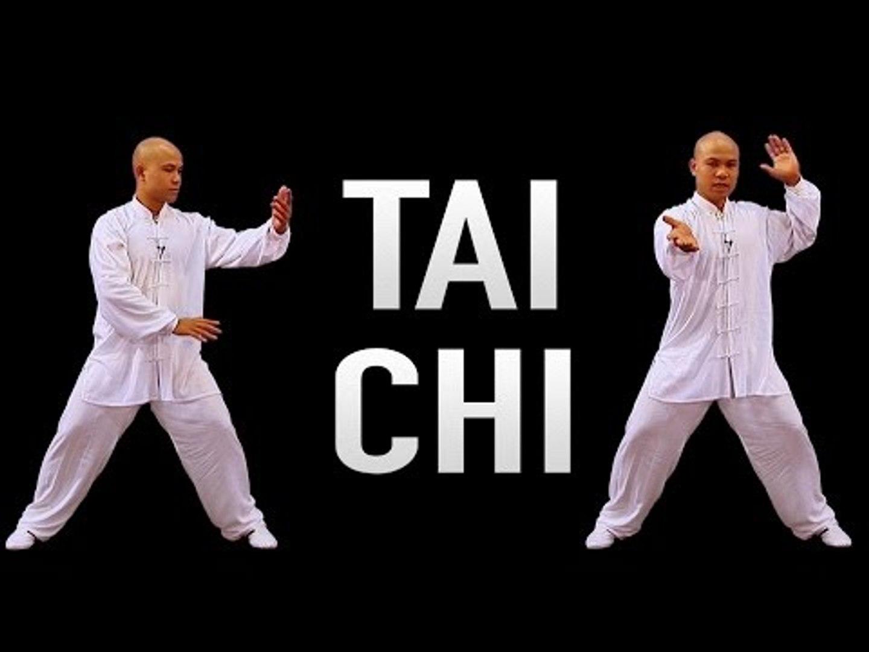 Tai Chi Daily - 10 minute Tai Chi Routine