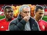 Zlatan, Pogba or Mourinho: Manchester United's Biggest Problem Is...   #SundayVibes