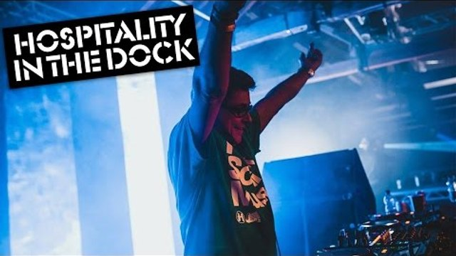 London Elektricity (21 Years Of Hospital Set) @ Hospitality In The Dock [Tobacco Dock/London]