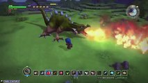 Dragon Quest Builders (PS4) We killed a Dragon Quest Dragon.