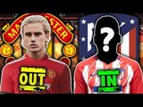 Have Atletico Madrid Confirmed Antoine Griezmann's Transfer To Manchester United?! | #VFN