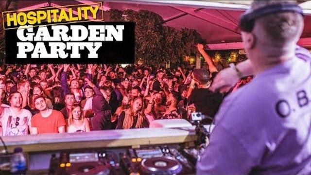 Danny Byrd @ Hospitality Garden Party