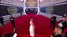 Star Wars The Force Awakens World Premiere Presentation & Red Carpet - Harrison Ford & Cast