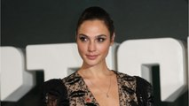 Gal Gadot Discusses Her Morning Sickness On 'Justice League'