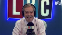 Nigel Farage's Epic Reaction To Noel Gallagher's Brexit Intervention