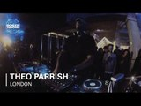 Theo Parrish Boiler Room DJ Set at DIESEL + EDUN present Studio Africa