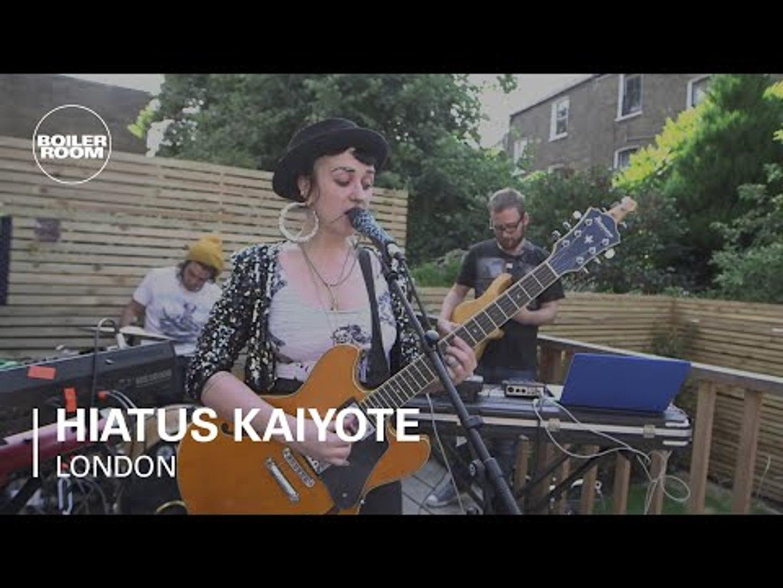 Hiatus Kaiyote 'Atari' Boiler Room LIVE Show
