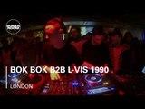Bok Bok b2b L-Vis 1990 75 Min Boiler Room DJ Set