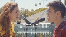 Attention vs. Sorry Not Sorry (Charlie Puth-Demi Lovato MASHUP) - Sam Tsui & Alyson Stoner