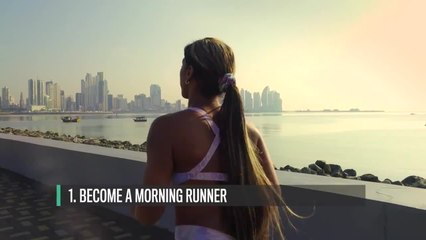 12 Habits to Keep Up Your Running Motivation