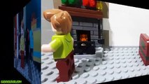 Lego Scooby Doo Brick Building Monster Portal #3 Halloween Stop Motion
