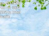 AGANDO Silent Allround  Business PC  Intel Core i7 7700 4x 36GHz  Turbo 42GHz  Intel