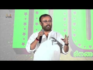 """""""First movie of mine to release in my absence""""  - Lal Jose"""