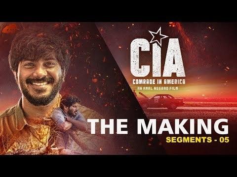 Comrade In America (CIA) The Making Segment 05 | Amal Neerad | Dulquer Salmaan