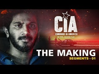 Comrade In America (CIA) The Making Segement 01 | Amal Neerad | Dulquer Salmaan