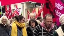 """A LA UNE/ Les syndicats peinent à mobiliser contre """" le libéralisme de Macron"""""""