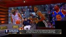 Chris Broussard on Joel Embiid after huge game vs LA, Lonzo's struggles, LeBron's future | THE HERD