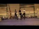 Jennyfer ROS AR2 savate boxe française