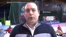 Frédéric Guérin, coach du Hainaut et ex-entraîneur d'IOPH