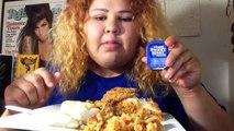Popeyes Fried Chicken/ MUKBANG
