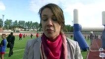 Aurélie Prouillac chargée de promotion des événements Midi-Olympique