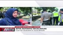 Liputan tvOne Di Lokasi Kecelakaan Setya Novanto