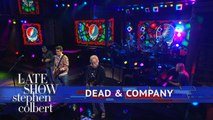 Dead & Company Perform 'Jack Straw'