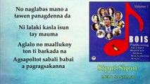Melo Santiago Sipot Sipot (Lyrics Video)