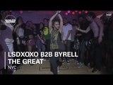 LSDXOXO b2b Byrell The Great Boiler Room x Ray-Ban 013 DJ Set