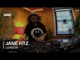 Jane Fitz Boiler Room London Studio Session DJ Set