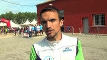 L'interview du vainqueur Nicolas Le Borgne.