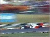 Gran Premio d'Ungheria 1988: Sorpasso di Prost a Boutsen e lotta tra A. Senna e Prost