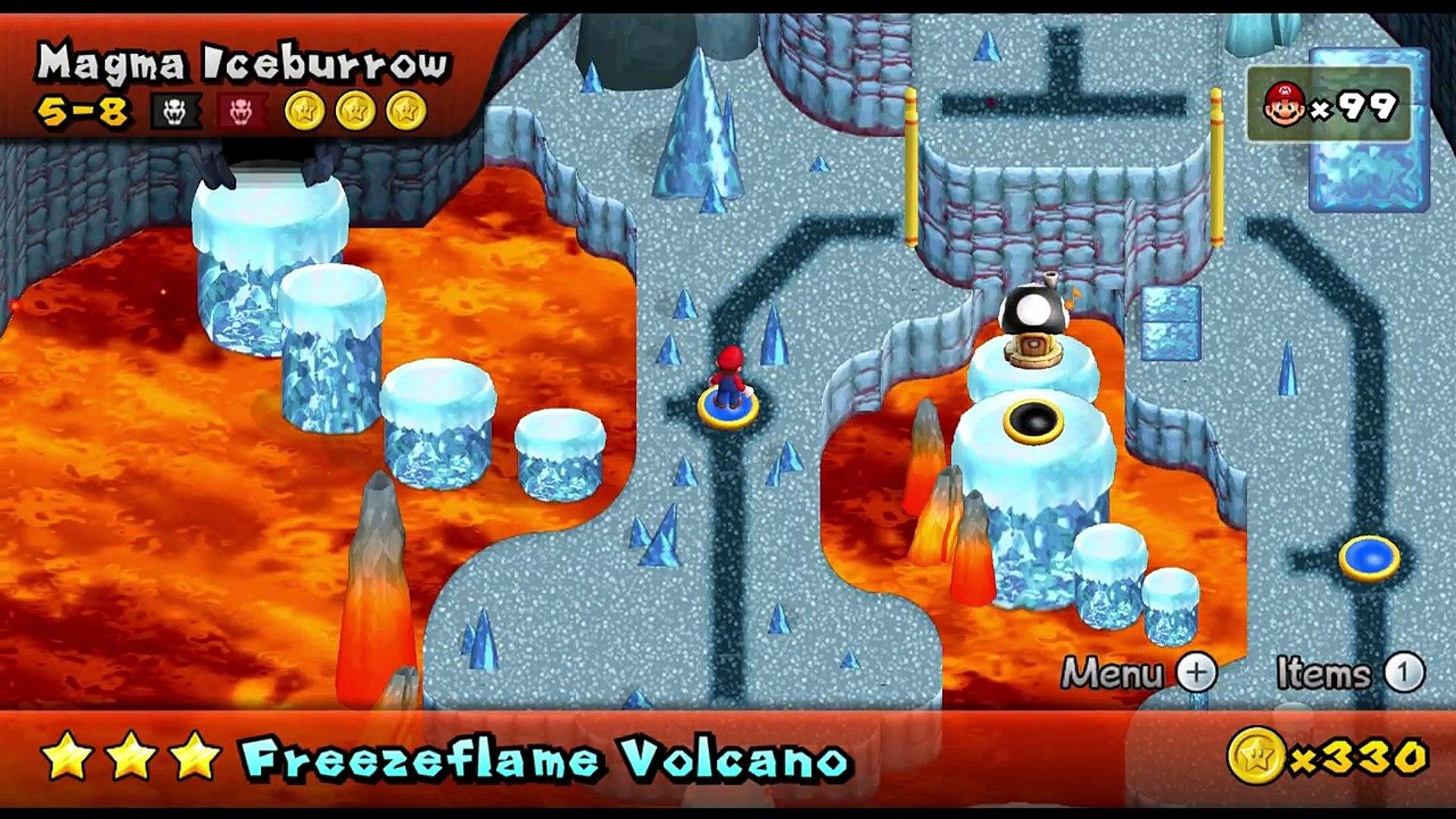 3D Games: RE: New Super Mario Bros. Wii (Wii)
