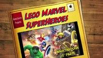 LEGO Marvel Super Heroes Walkthrough Part 15 Good & Bad Vs