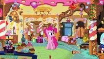 MLP My Little Pony Rainbow Dash Rarity Fluttershy AppleJack Pinkie & Twilight PonyVille Compilation
