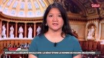 Budget de la sécurité sociale 2018 : les vaccins et la politique familiale - Les matins du Sénat (17/11/2017)