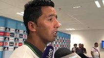 Lucas Barrios l'attaquant paraguayen donne son avis sur Marcelo Bielsa