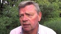 L'interview de René Raimondi, maire de Fos-sur-mer.