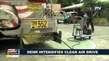 DENR intensifies clean air drive